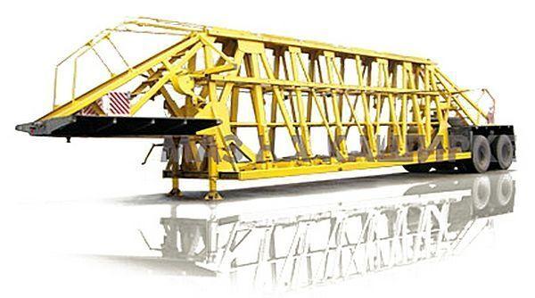 MAZ 998500 semiremorcă transport agabaritic nouă