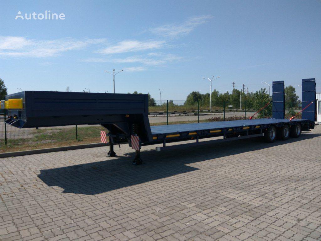 VARZ NPV 3811 semiremorcă transport agabaritic nouă