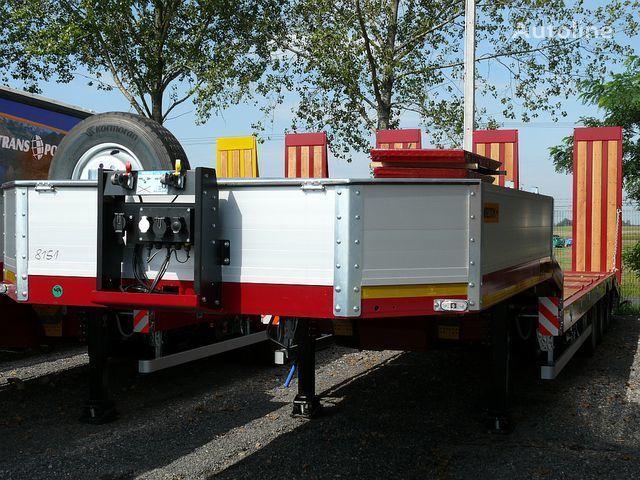WIELTON NJ4 semiremorcă transport agabaritic nouă