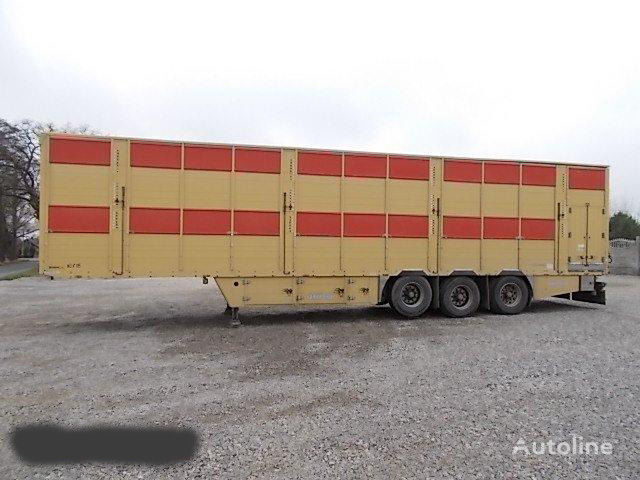 PEZZAIOLI semiremorcă transport animale
