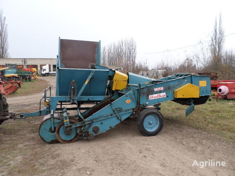 BOLKO Z-643  combină de recoltat cartofi