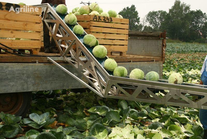 GRIMME Transporter dlya uborki kapusty combină de recoltat cartofi nou