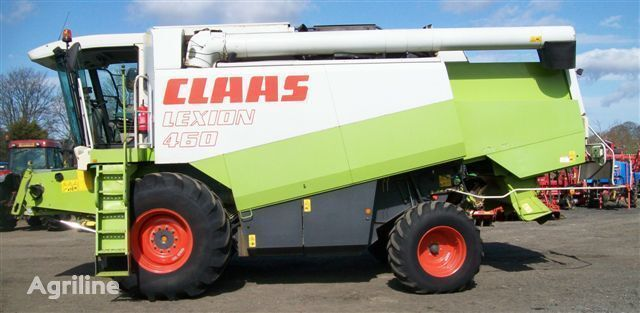 CLAAS 460 combină