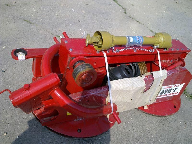 Rotornaya kosilka Z-169, Z-069, Z-173 pr-vo Polsha cositoare nou