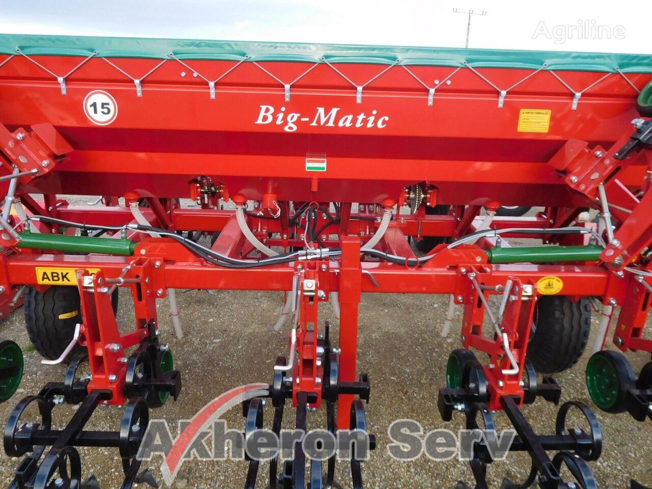 distribuitor de îngrăşăminte Cultivator/prășitoare cu fertilizare ABK 116-Big-Matic-standard/
