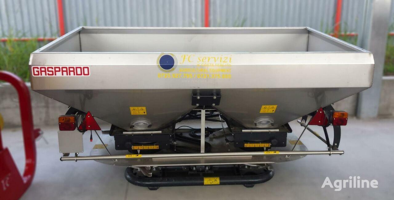 distribuitor de îngrăşăminte GASPARDO Fertilizator centrifug cu disc dublu model Zeno 32 , versiune in nou