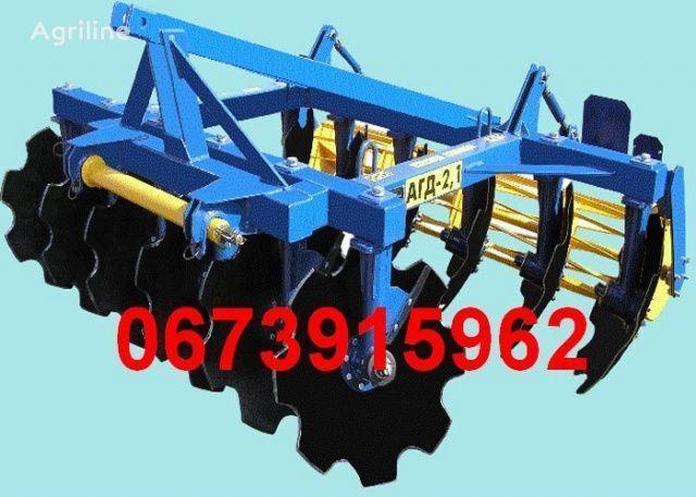 AGROREMMASH AGD-2.5 ;AGD-2,5L ; AGD-2.5R; AGD-2.8;AGD-2,8L  grapă