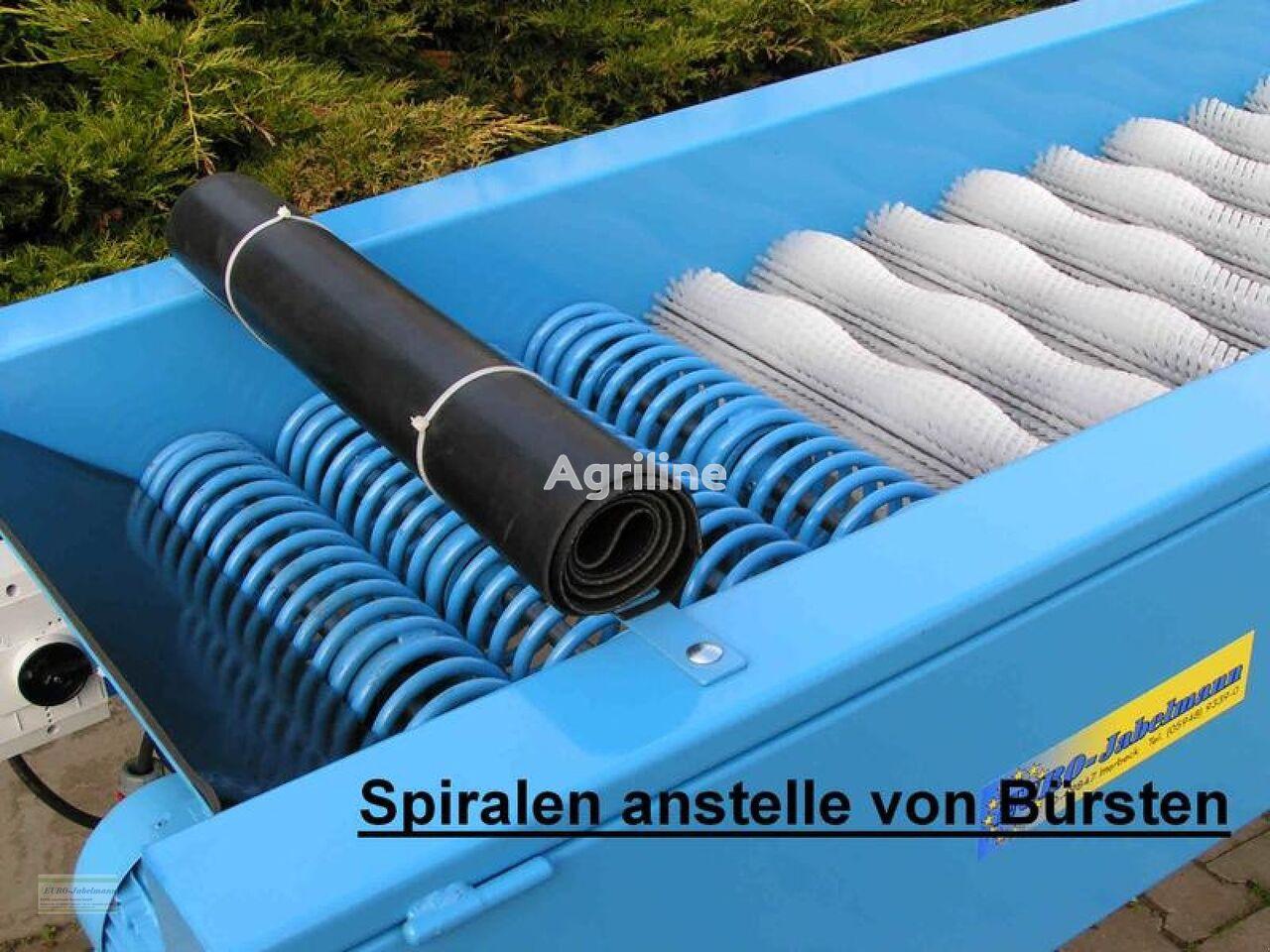 mașină de spălat zarzavaturi EURO-Jabelmann Bürstenmaschine, NEU, 11 Bürsten + 3 Spiralen, 550 mm breit nou