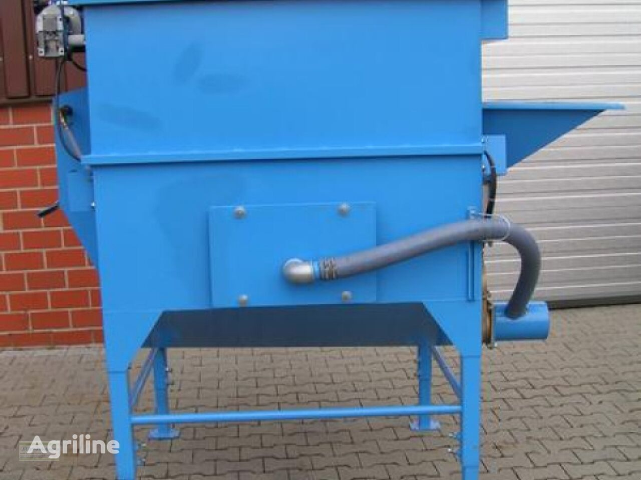 mașină de spălat zarzavaturi EURO-Jabelmann Trommelwaschmaschinen TWM 5000, NEU nou