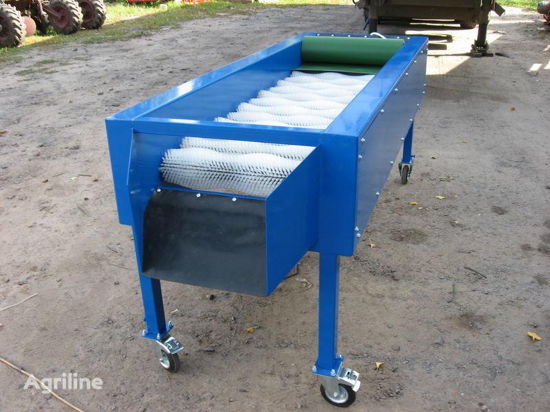 GRIMME Suhaya chistka 14 shchetok mașină de spălat zarzavaturi nou