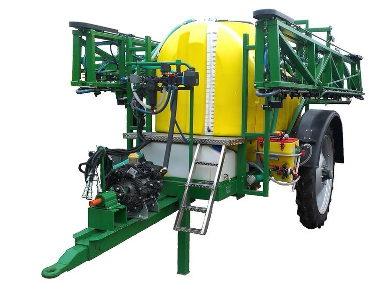 Vektor-3000-24-28 masina de erbicidat tractata nou