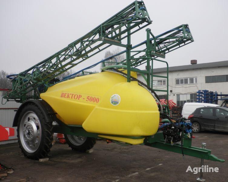 Vektor-5000/24 masina de erbicidat tractata nou