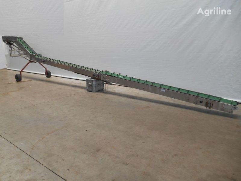 Transporter dlya uborki kapusty - 12 m masina de plantat rasaduri
