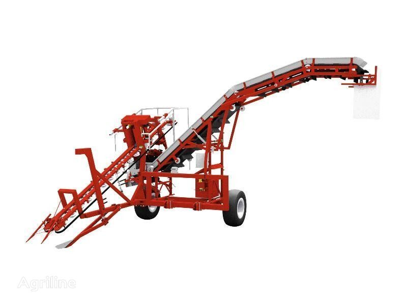 maşină de recoltat morcovi SATOR nou