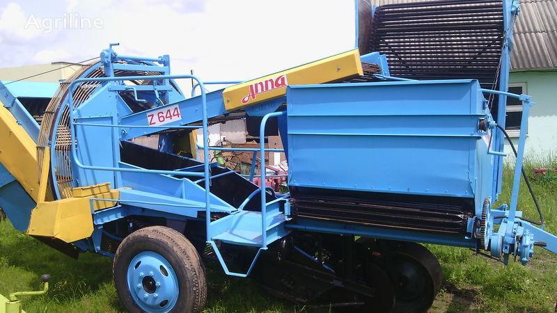 masina de scos cartofi AGROMET ANNA-Z644 în bucăți