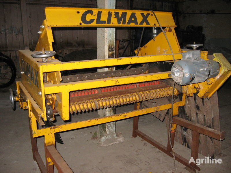 CLIMAX pristavka dlya kolibrovki (reguliruemaya) maşină de sortat