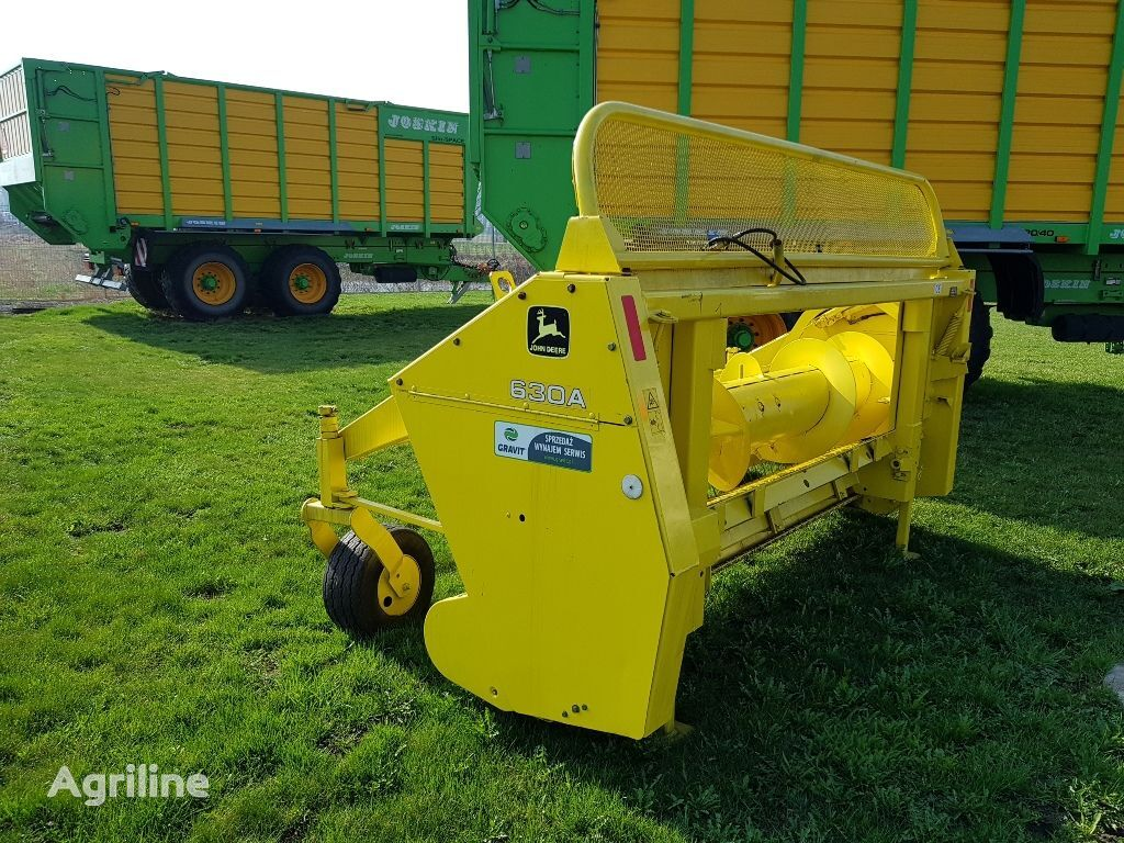 pick up capete JOHN DEERE 630 A