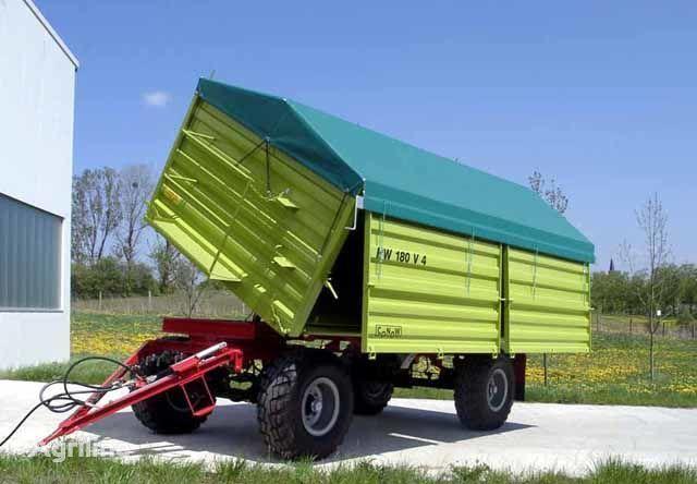 CONOW HW 180 Zweiseiten-Kipper V 4 remorcă agricolă nou