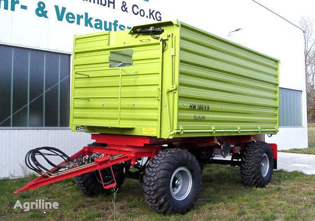 CONOW HW 180 Zweiseiten-Kipper V 9 remorcă agricolă nou