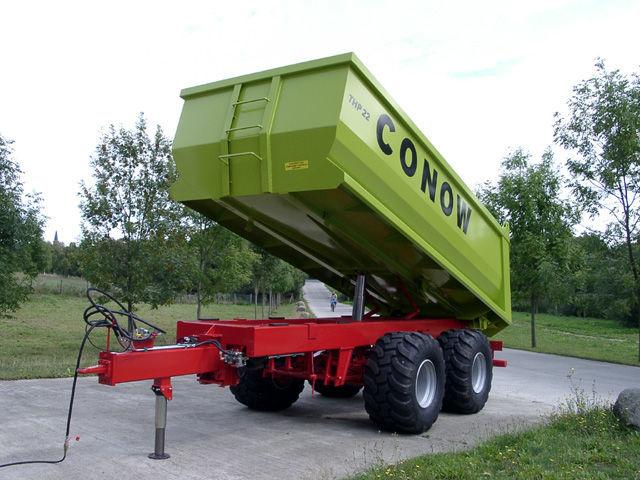 CONOW THP 22 remorcă agricolă nou