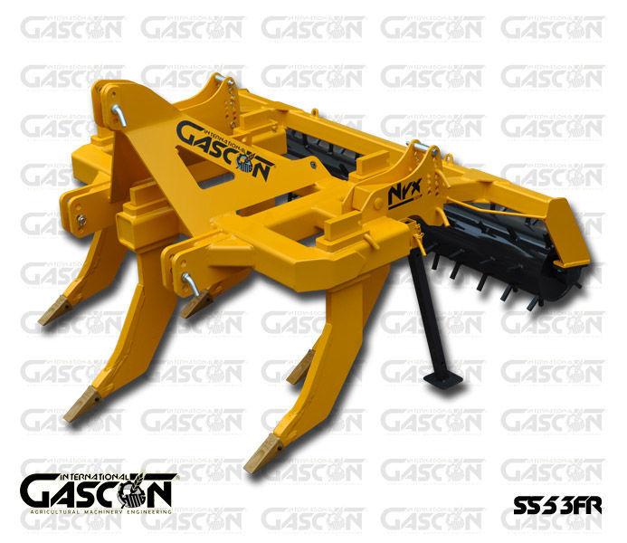 GASCON  Glubokoryhlitel Gascon SS-5-3FR (150-210 l.s.) scarificator nou