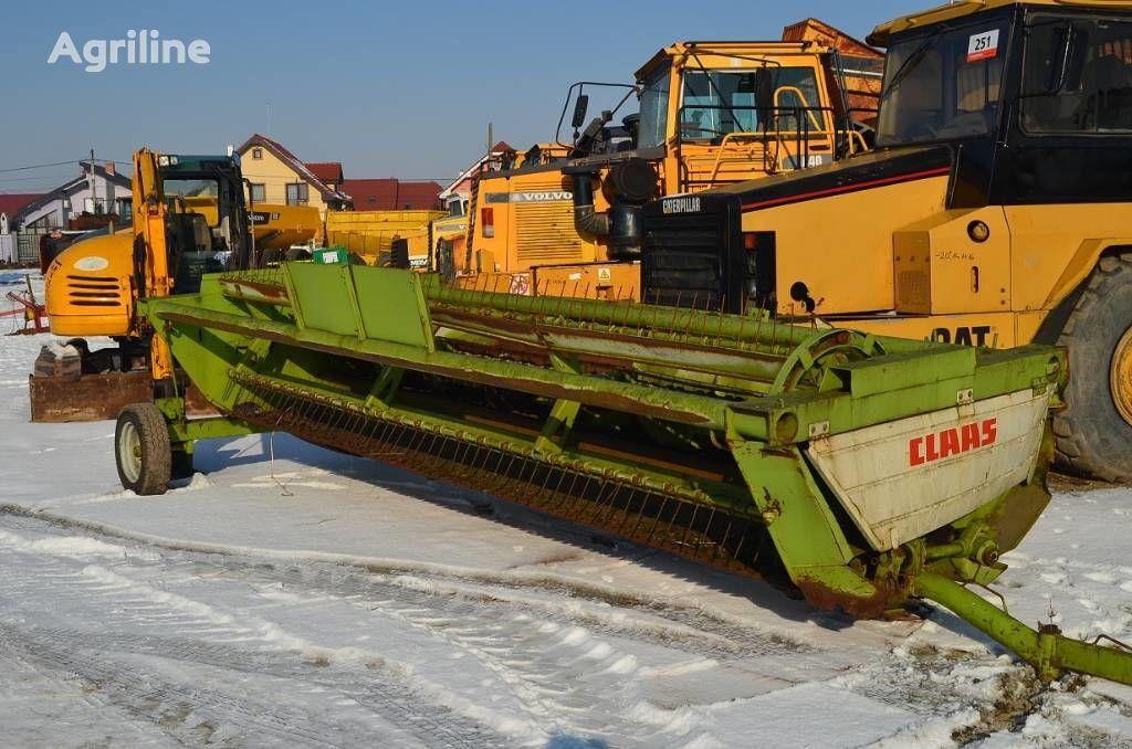 secerător CLAAS 6m