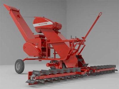 ROSTSELMASH MZS-90-20-01M snec pentru cereale nou
