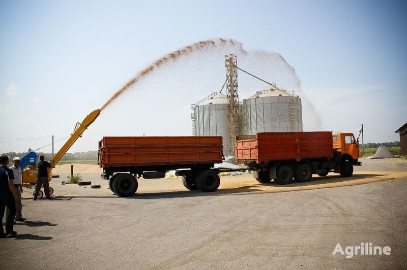 MZS-120  (ZM-60,ZM-90) snec pentru cereale nou