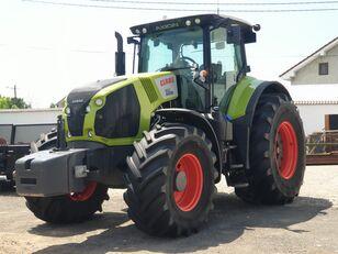 tractor cu roţi CLAAS Axion 850