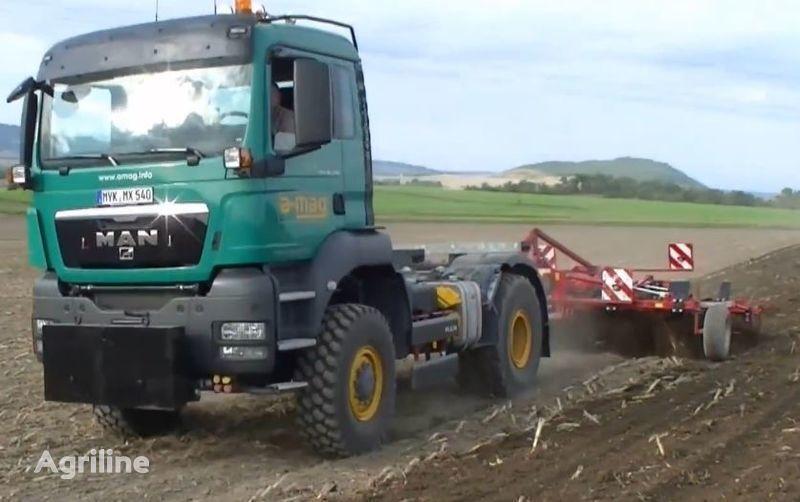 FENDT man-trac.ru tractor cu roţi