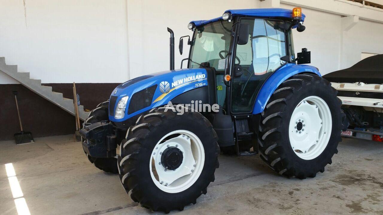 tractor cu roţi NEW HOLLAND TD5.115