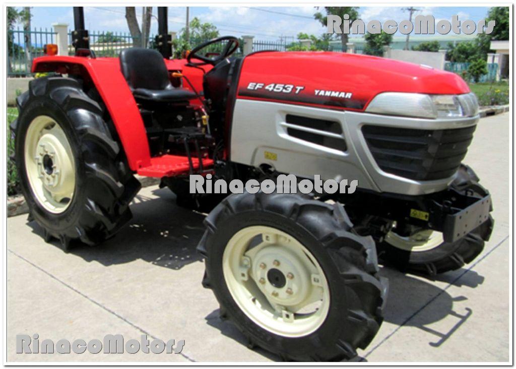 YANMAR GR453DT tractor cu roţi