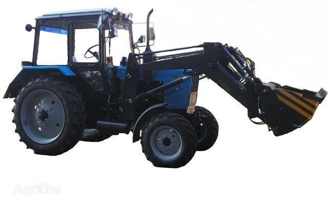 Frontalnyy chelyustnoy BAM-2021 na traktore MTZ tractor cu roţi