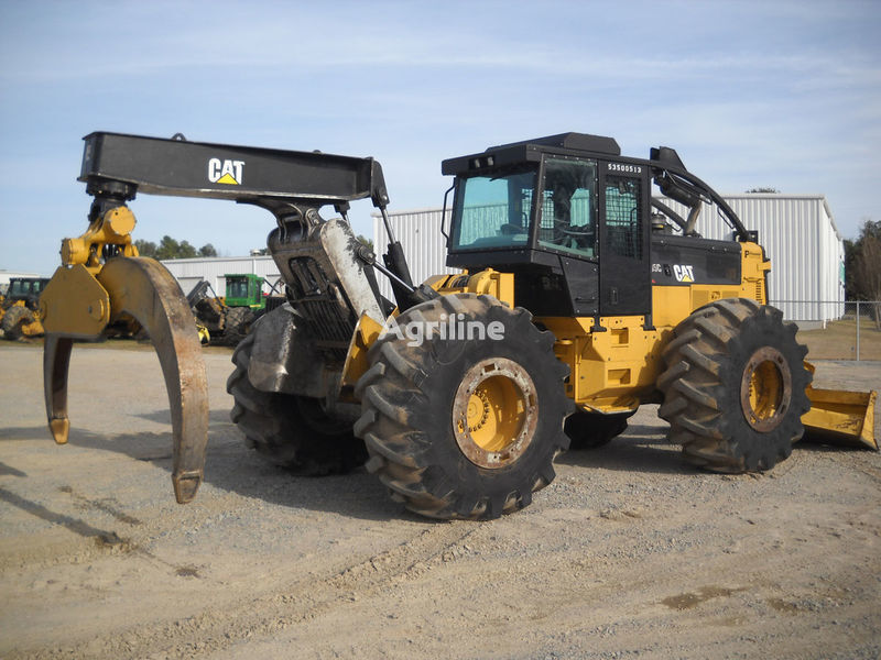 CATERPILLAR 535C tractor forestier