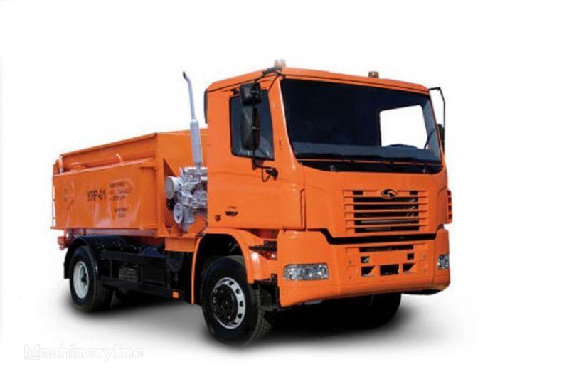 KRAZ N12.2-UYaR-01  alte mașini de construcții