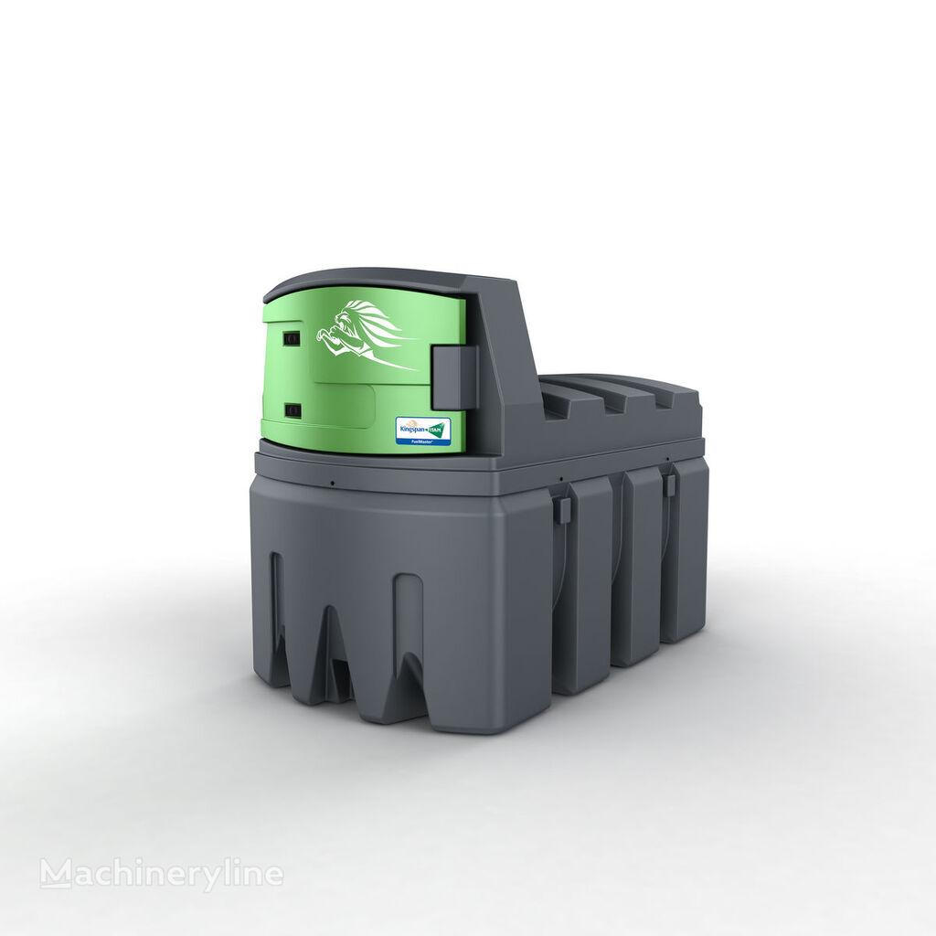 Zbiornik na olej napędowy FuelMaster Standard 1 2500l 12V/24V/23 alte mașini de construcții