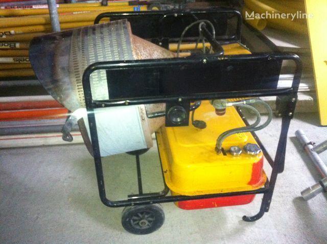 Teplovaya pushka alte mașini de construcții