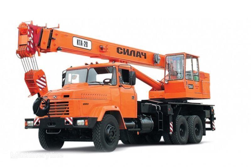 KRAZ 65053 (KTA-28)  automacara