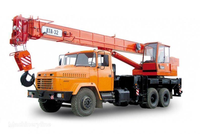 KRAZ 65053 (KTA-32)  automacara