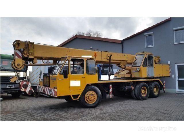 automacara LIEBHERR LT1025-25t-Allrad 33 m 2x Seilwinde Kranwagen