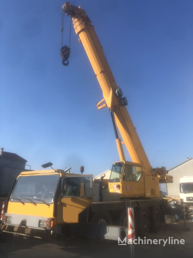 automacara LIEBHERR LTM 1070, 1992, Good CONDITION, FOR SALE