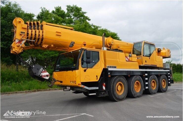 automacara LIEBHERR LTM 1070-4.1 - 2 winches