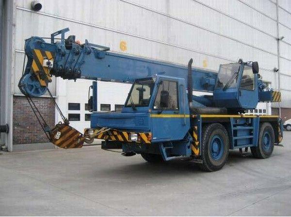 PPM ATT 400 automacara