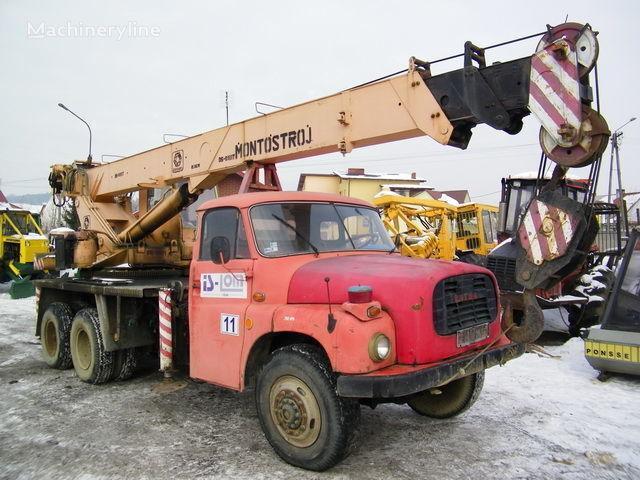 BUMAR GŁOGÓW pentru şasiu TATRA T 148 Samojezdny automacara