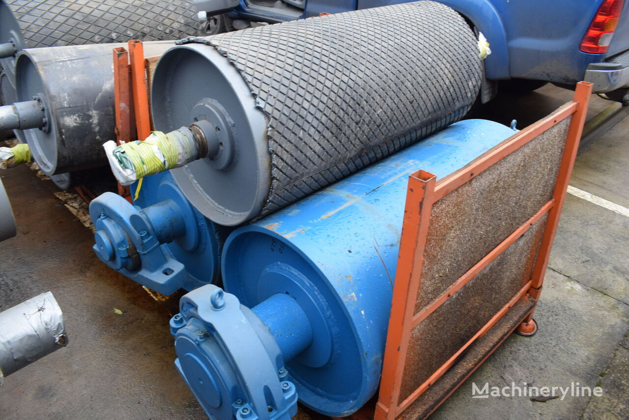 bandă transportoare Continental Conveyor Rollers Various Sizes