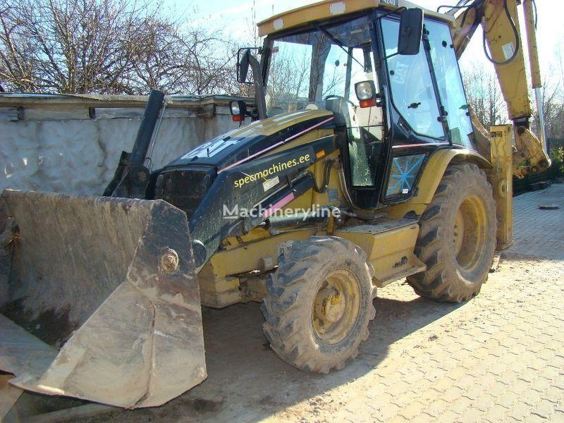 CATERPILLAR 424D buldoexcavator