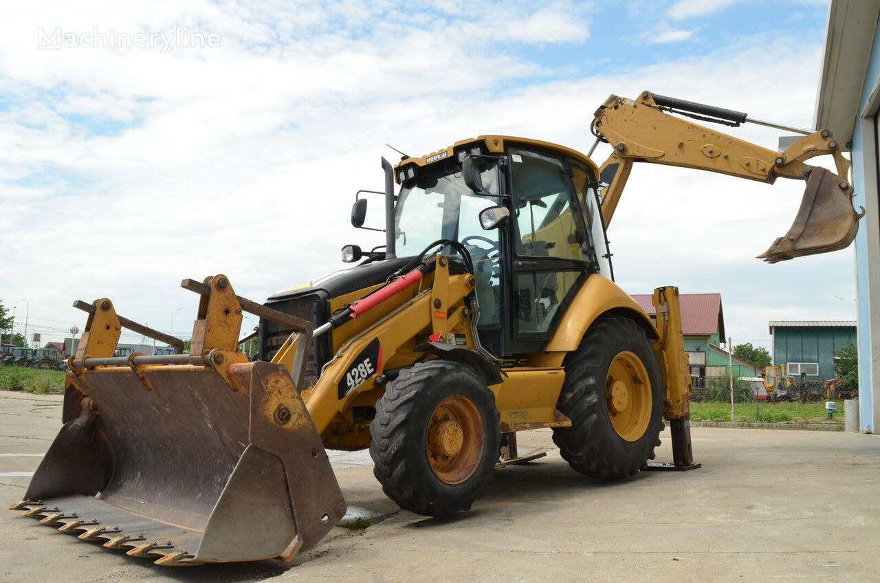 buldoexcavator CATERPILLAR 428 E
