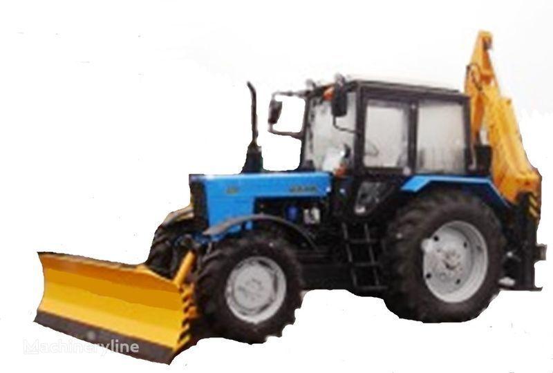 MTZ Ekskavator-buldozer BAM-2012 buldoexcavator