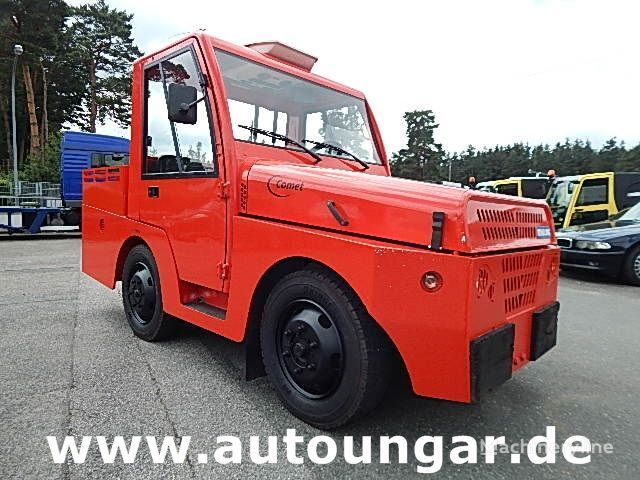 cap tractor special Mulag Comet 4 CNG Flughafenschlepper GSE Airport