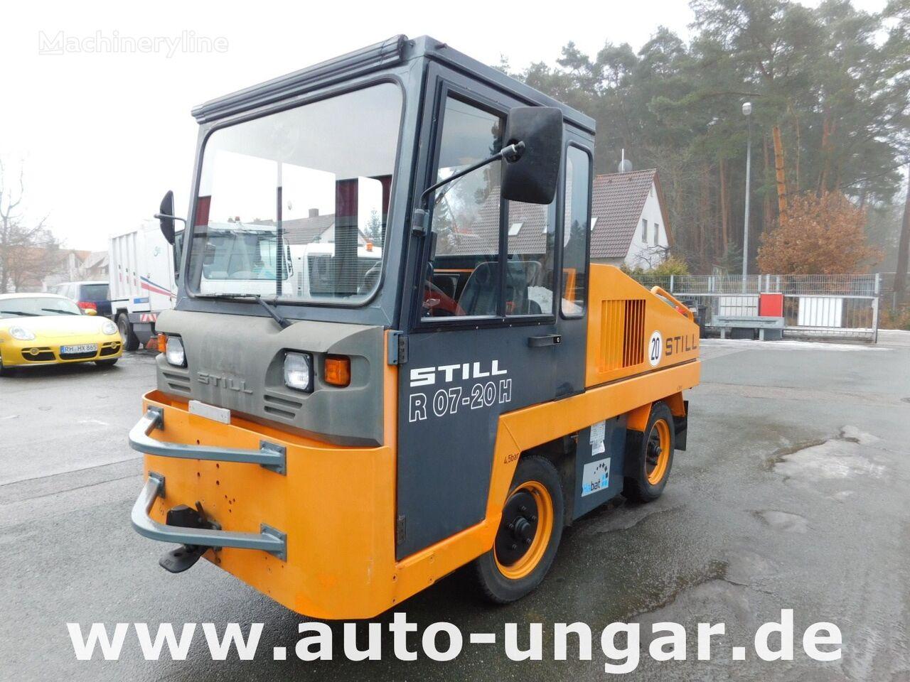 cap tractor special STILL R07-20H Hybrid Diesel - Elektro Schlepper Zugmaschine